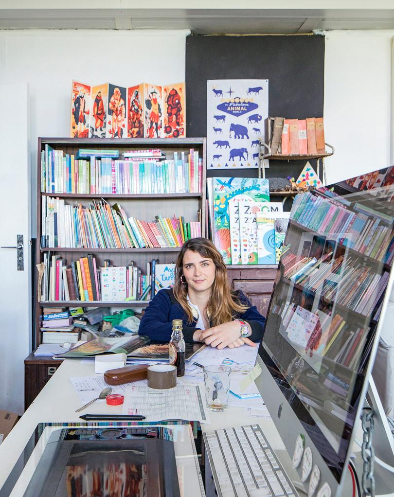 Laure Du Fay, Illustratrice