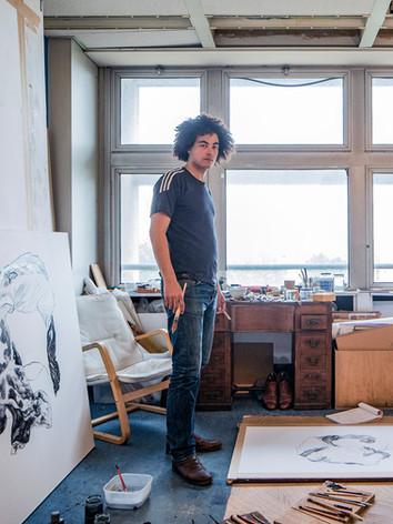Michel Soudée, Artiste Plasticien