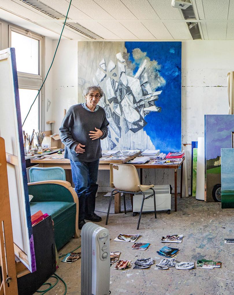 Attila Cheyssial, Architecte/Peintre
