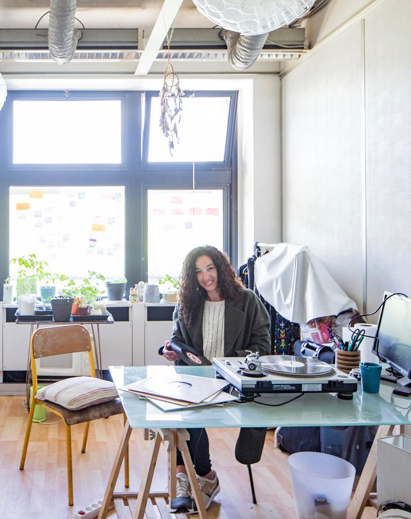 Anissa Zaoui, Productrice Evénementiel