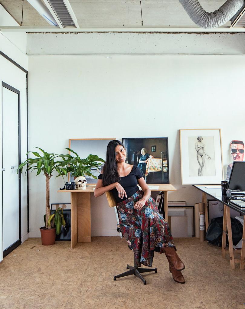 Marcela Barrios, Photographe