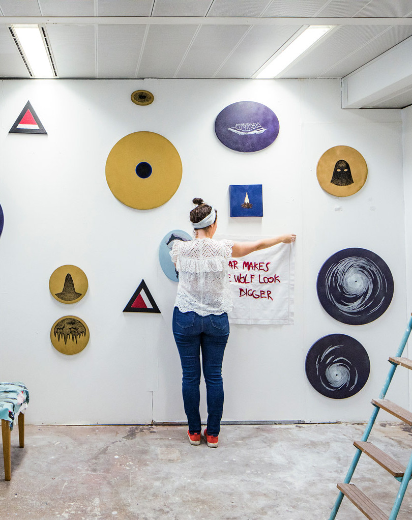 Céline Tuloup, Artiste Plasticienne/Webdesigner