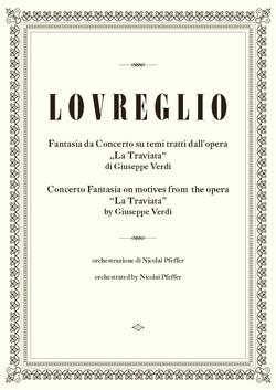 Lovreglio: La Traviata Fantasie für