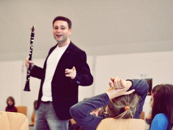 Rhapsody in school in Munich!