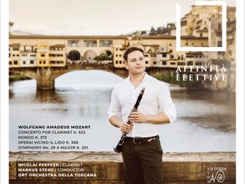 Pizzicato: Gepflegter Mozart