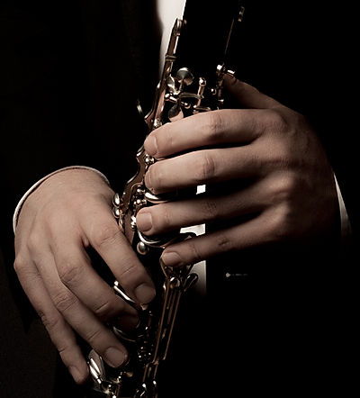 Nicolai Pfeffer - Klarinettist