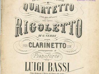 Orchestrierungen der Konzertfantasien von Bassi und Lovreglio
