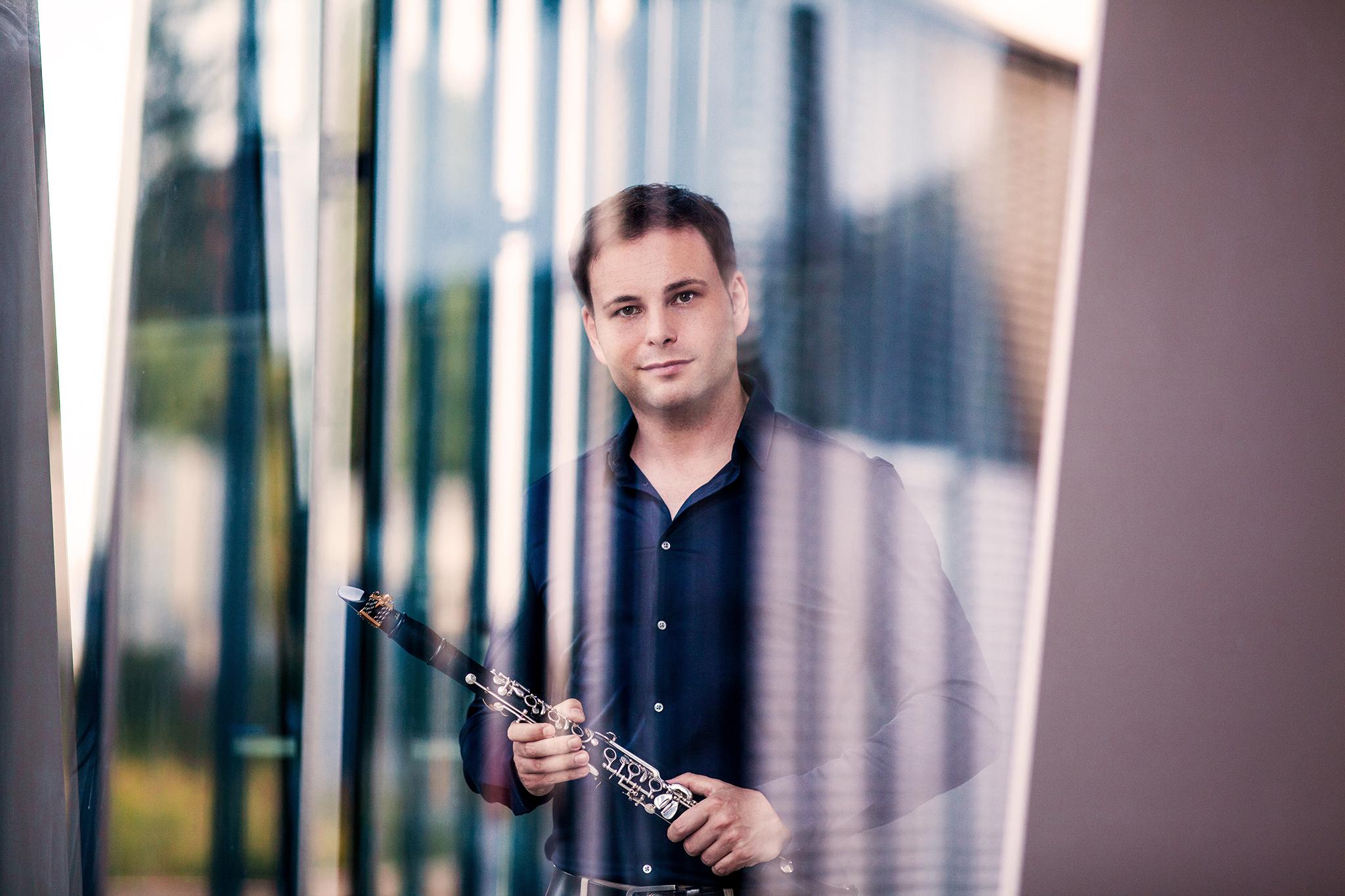 Nicolai Pfeffer clarinette