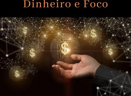 SINTOMA 8: DINHEIRO COMO FOCO
