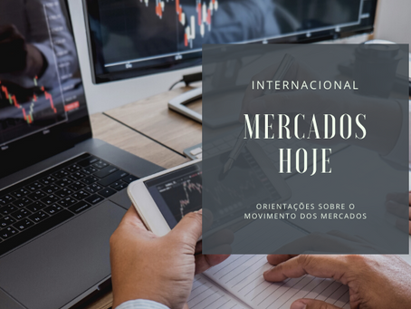 MERCADO HOJE – INTERNACIONAL – 29/07/2020