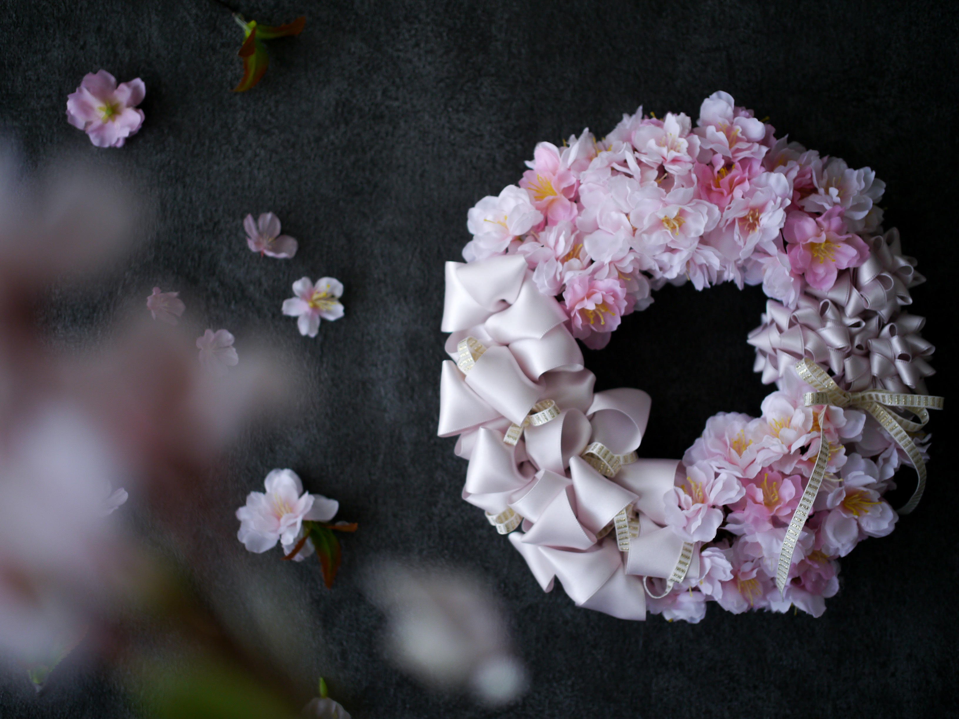 SAKURA wreath