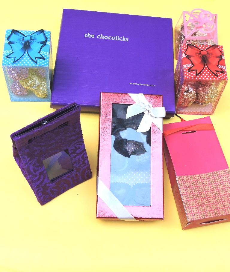 Chocolate Hampers for Corporate