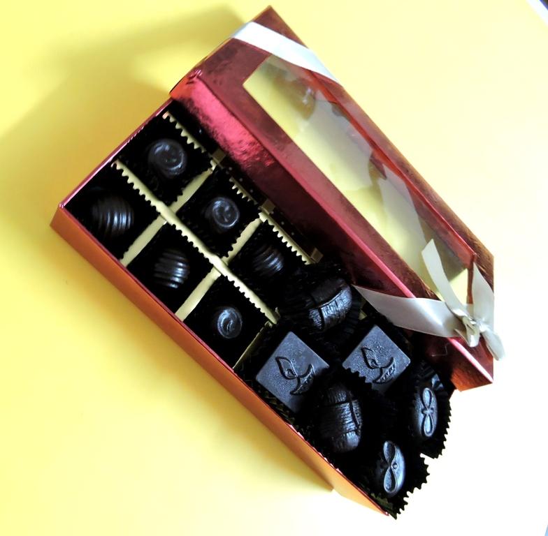 Assorted Designer Chocolate Box