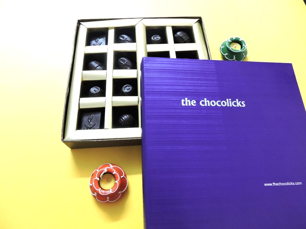 Homemade Chocolates Box