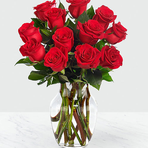 Red Roses - 12