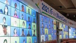 IYF celebrates Online World Camp 2021