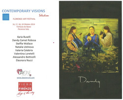 Contemporary Visions, Selection