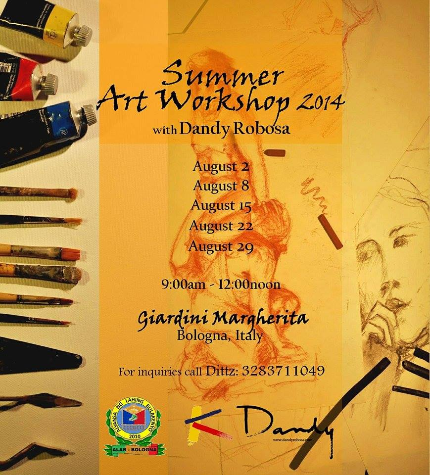 Summer Art Workshop, Bologna