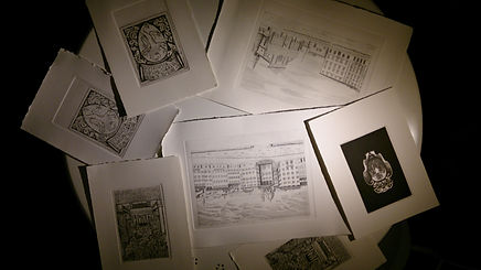 etching prints