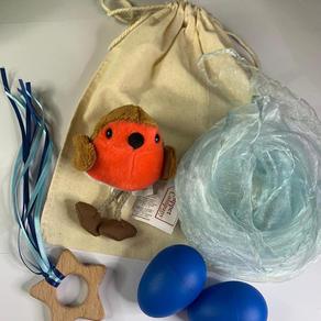 Blue Robin Teether Bag  £12.99