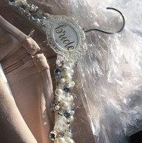 Bridal Hanger by Brenda