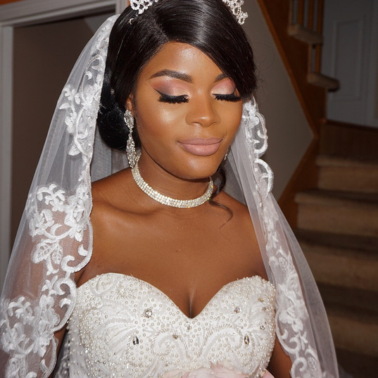 makeup by Tracy