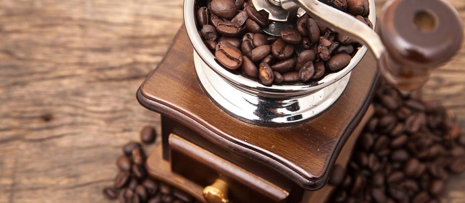 Coffee vs. matcha tea
