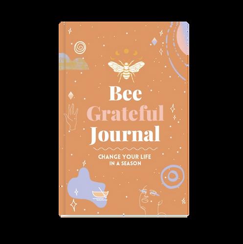 Bee Grateful Journal