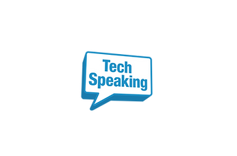 Tech Speaking Logo December 2018 (Transp