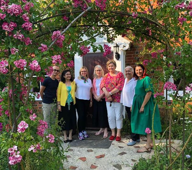 Kuća Dr. Edwarda Bacha - kolege praktičari celog sveta