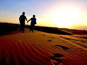 4 days from Marrakech to Marrakech / Morocco desert excursion