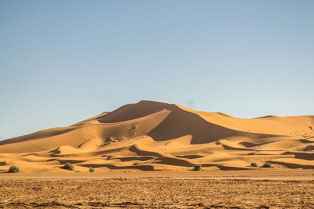 Erg Echaabi dunes