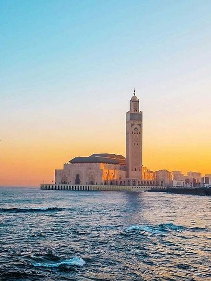 Hassan 2 Mosque Casablanca Morocco