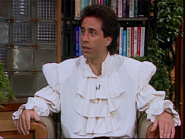 The Pirate Shirt: Jerry makes a bad choice.