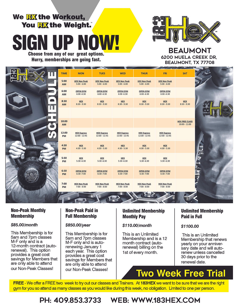 183 Sign UP Flyer-2 weeks-schedule_2020-