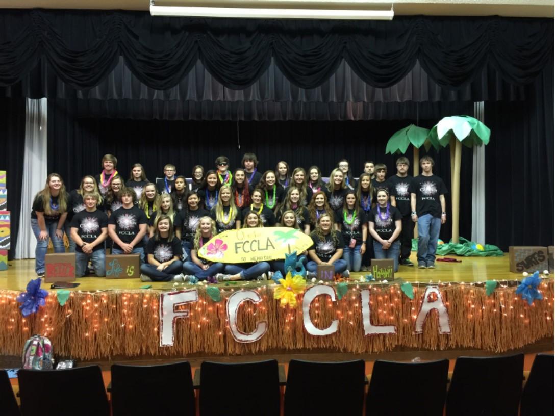 2015 Oklahoma FCCLA North-1 District Meeting
