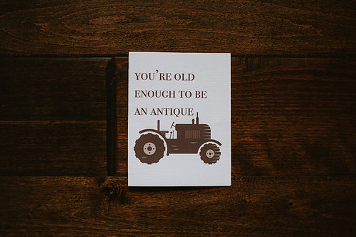 old enough to be an antique-wholesale