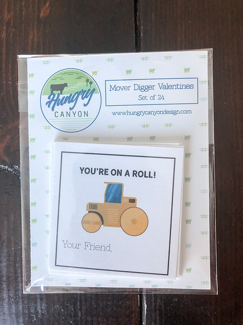 Mover Digger Valentines-wholesale