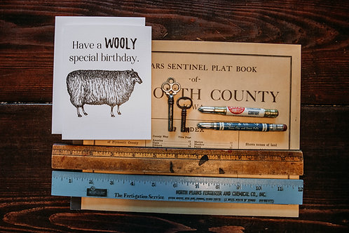 You're wooly special-wholesale