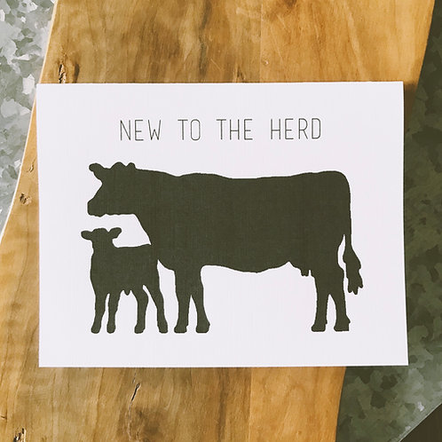 new to the herd-wholesale