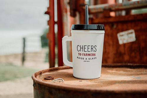 Cheers to Farmers Mug