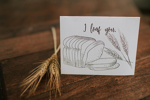 I Loaf You-wholesale