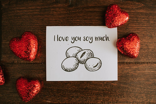 I Love You Soy Much-wholesale