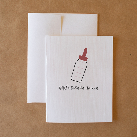 Cards to make them smile.