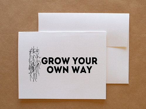 grow your own way-wholesale