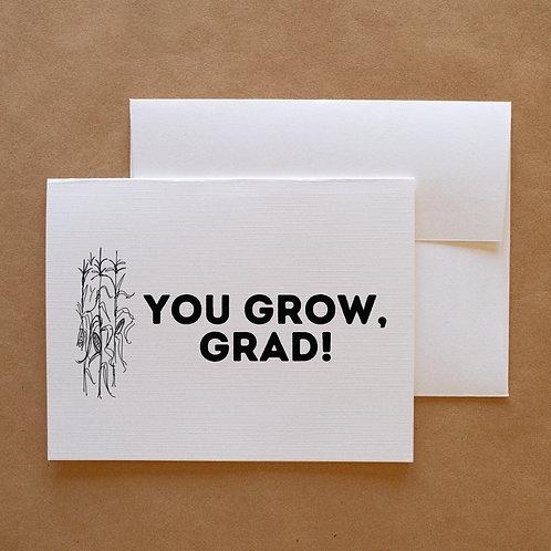 you grow grad