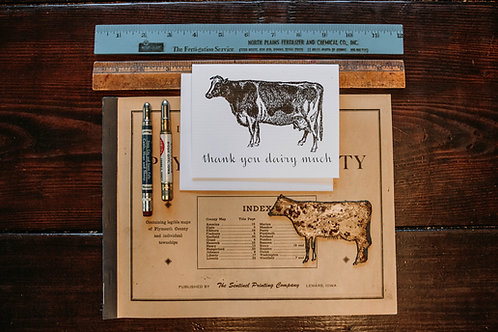 thank you dairy much-wholesale