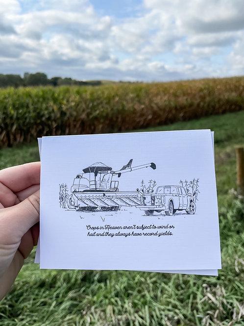 Crops in Heaven