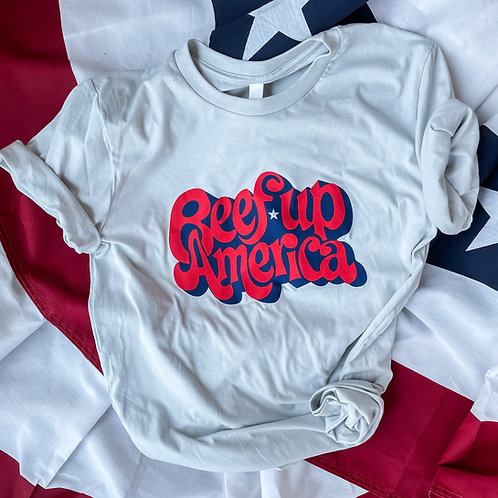 Beef Up America Graphic T