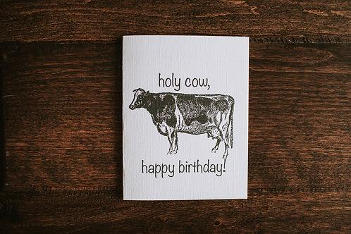 holy cow, happy birthday-wholesale